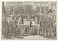 Het schavot na de onthoofding van Egmond en Horne, 1568, RP-P-1932-620.jpg