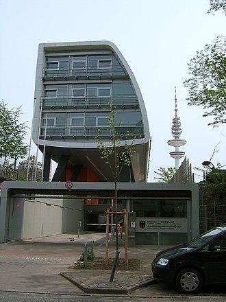 Federal Railway Authority - Hamburg branch