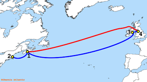Telecommunications in the Republic of Ireland - GTT Communications submarine cable system