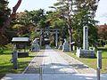 HieHachiman Jinja Gate.jpg