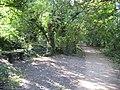 Highgate, Former railway line - geograph.org.uk - 989339.jpg