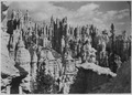 Hindu Temples from Peek-A-Boo Canyon. - NARA - 520274.tif