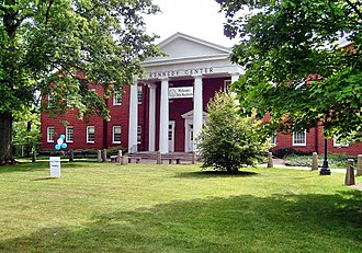 Hiram College - The Kennedy Center student union