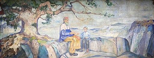 Historien av Edvard Munch