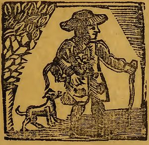 Dick Whittington and His Cat - Image: History of Sir Richard Whittington(1770) 00 inset detail