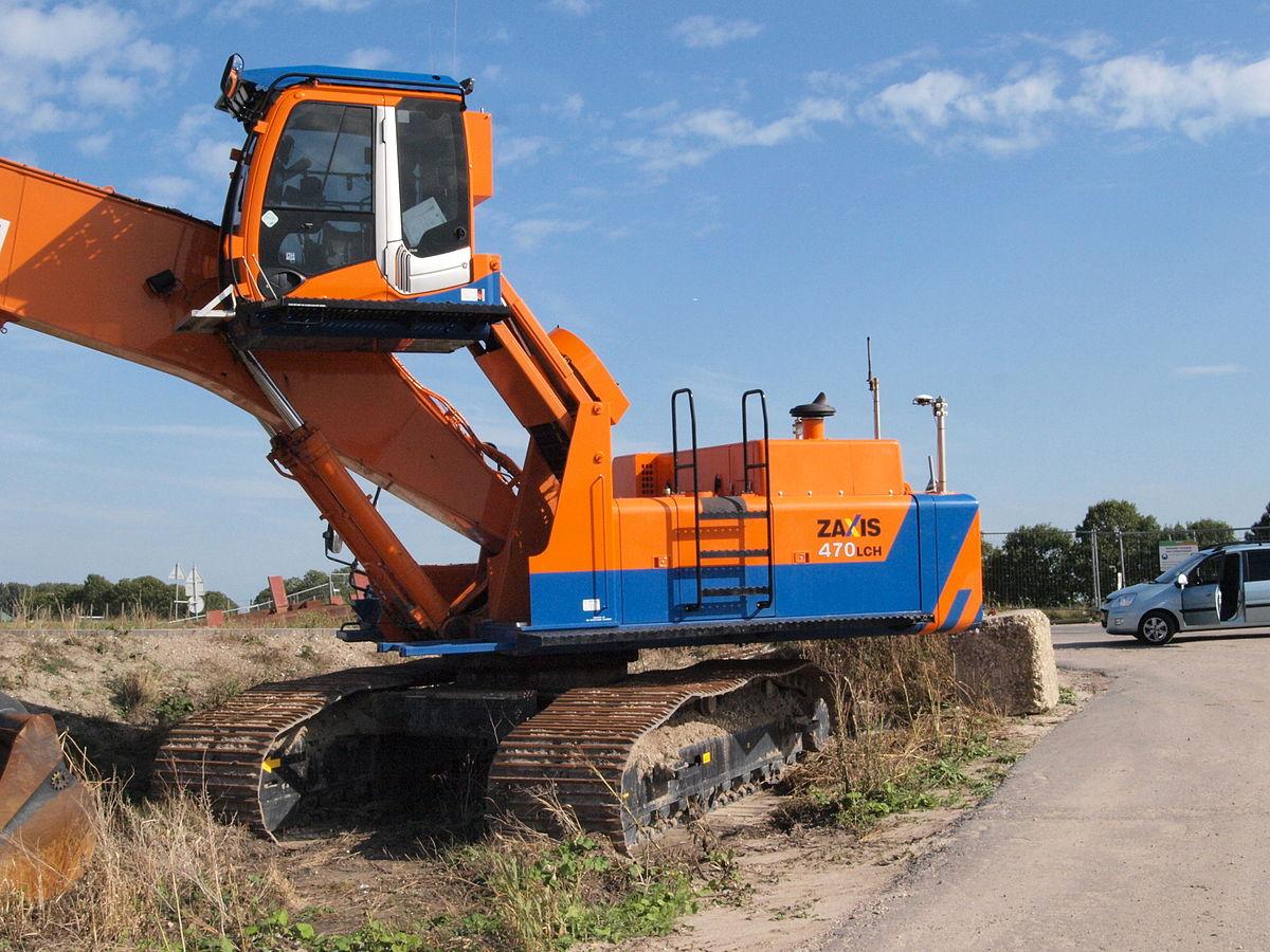 Hitachi Construction Machinery - Wikipedia