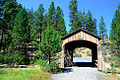 Hixon Crossing Covered Bridge (Deschutes County, Oregon scenic images) (desDB3230).jpg