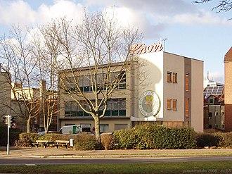Knorr (brand) - Image: Hn knorr kochzentrum