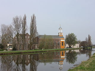Hodenpijl Place in Zuid-Holland, Netherlands