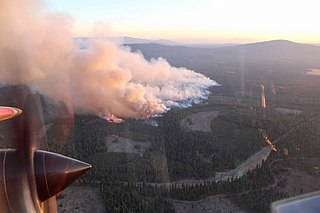2020 Lassen County wildfires 2020 wildfire sub-season that burned in Lassen County