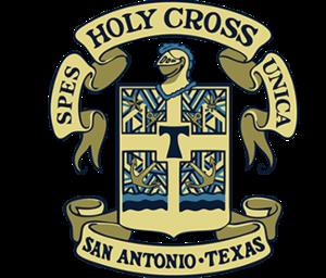 Holy Cross of San Antonio - Image: Holy Cross SA