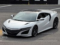 Honda NSX (2nd generation) at Suzuka Fan Thanksgiving Day 2016 (1).JPG