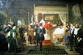 Honneurs rendus à Raphaël après sa mort