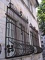 Hotel Alviset Besancon grille.JPG