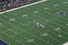 photograph about Dallas Cowboys Printable Schedule named 2019 Dallas Cowboys time - Wikipedia