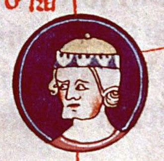 Hugh the Great - Image: Hugues le Grand duc des Francs