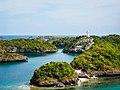 Hundred Islands National Park Pilgrimage island, Braganza Island and others.jpg