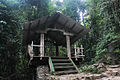 Huts(Rest stops) in the Kakum Park.jpg