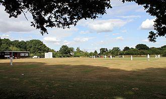 Wheathampstead - Cricket at Wheathampstead