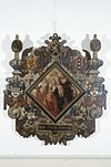 interieur, bord (beschilderd) - haarlem - 20262665 - rce
