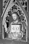 interieur, preekstoel, detail - meerssen - 20275106 - rce