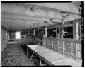 INTERIOR - FEED AREA - Kandt-Domann Farmstead, Barn, State Route 3, Hope, Dickinson County, KS HABS KANS,21-HOPE.V,1-B-12.tif