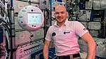 ISS-57 Alexander Gerst with CIMON in the Columbus lab.jpg