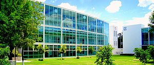 Monterrey Institute of Technology and Higher Education, Querétaro - Image: ITESM Campus Queretaro