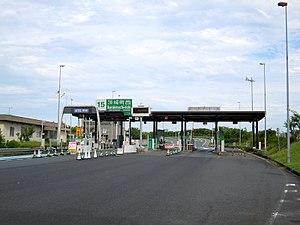 茨城町西インターチェンジ - Wikipedia