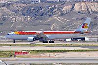 EC-LUK - A333 - Iberia