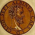 Icones imperatorvm romanorvm, ex priscis numismatibus ad viuum delineatae, and breui narratione historicâ (1645) (14559980670).jpg