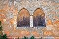 Iglesia de San Sebastián en Ciruelos de Cervera detalle de ventanas.jpg