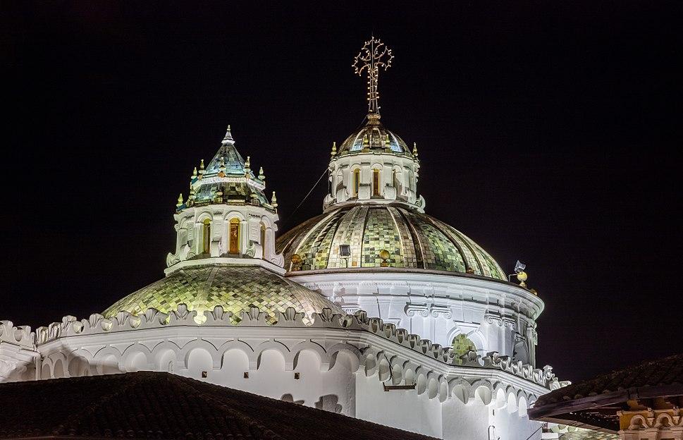 Iglesia de la Compañía, Quito, Ecuador, 2015-07-22, DD 220-222 HDR
