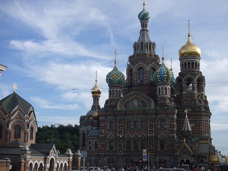 File:Iglesia del Salvador sobre la sangre derramada, San Petersburgo, Rusia 01.JPG