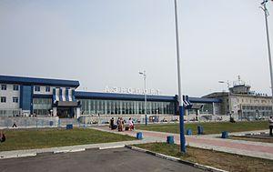 Ignatyevo Airport - Image: Ignatyevo