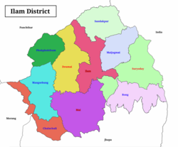 Ilam district political.png