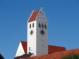 Ilmmünster Basilika 2009