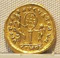Impero d'occidente, onorio, emissione aurea, 393-423, 02.JPG