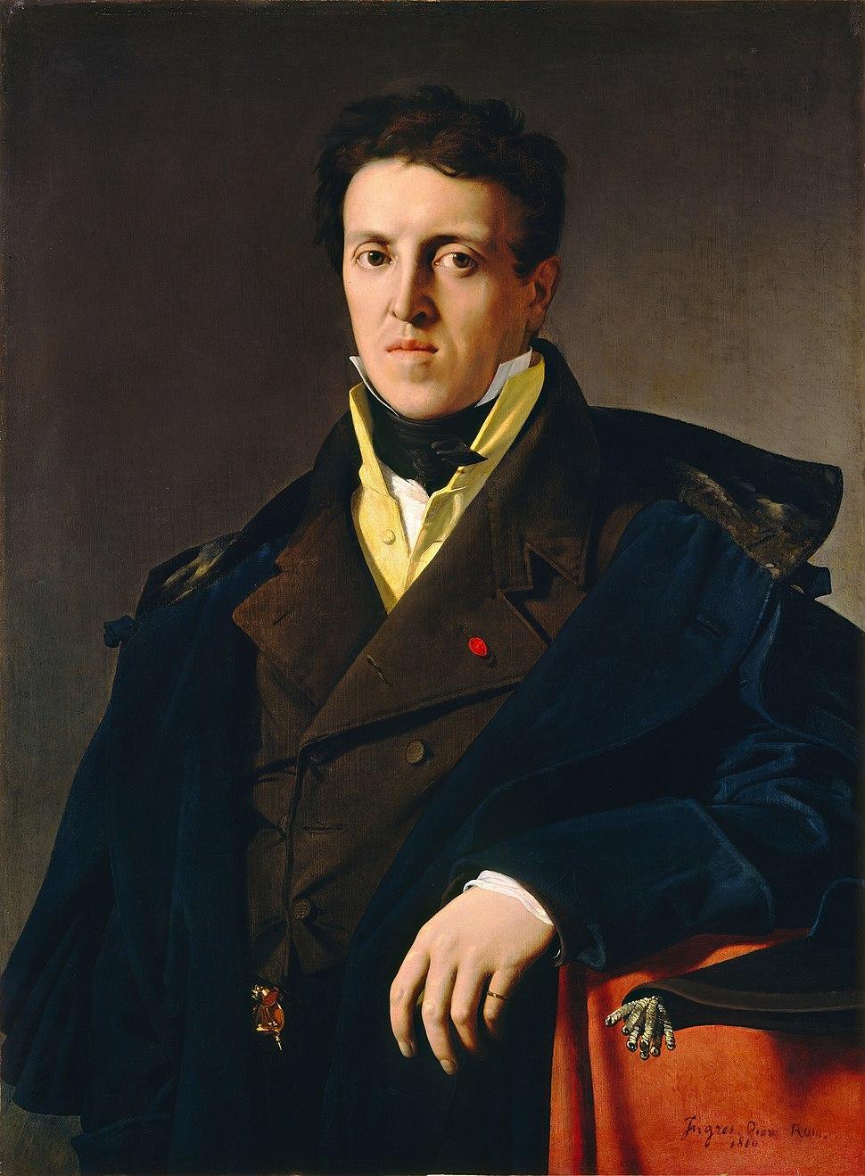 Ingres Marcotte d-Argenteuil