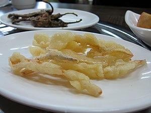 Panax ginseng - Image: Insam twigim