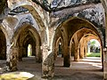 Inside the great mosque of Kilwa.jpg