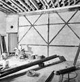 Interieur eerste verdieping- voorste wand tussenkamer, met vakwerk - Brielle - 20267696 - RCE.jpg