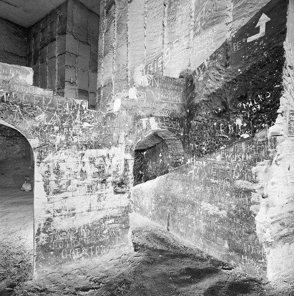 File:Interieur gangenstelsel, steenkoolmuseum na 1895 - Maastricht - 20322088 - RCE.jpg
