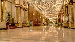 Interior of the Millennium Biltmore Hotel-24647554504