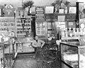 Interior of undentified drugstore, Seattle, Washington, ca 1910 (LEE 113).jpeg