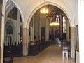 Interior view of St. Mary's Church, Katowice, Poland.JPG
