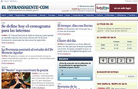 Image illustrative de l'article El Intransigente