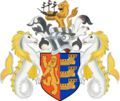 Coat of arms of Ipswich