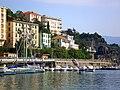 Italia, Savona, Avenida costera frente a la darsena de cruceros. - panoramio.jpg