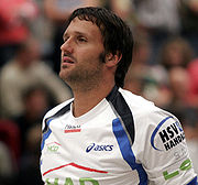 Ivan Ursic am 11. August 2007 beim Schlecker Cup